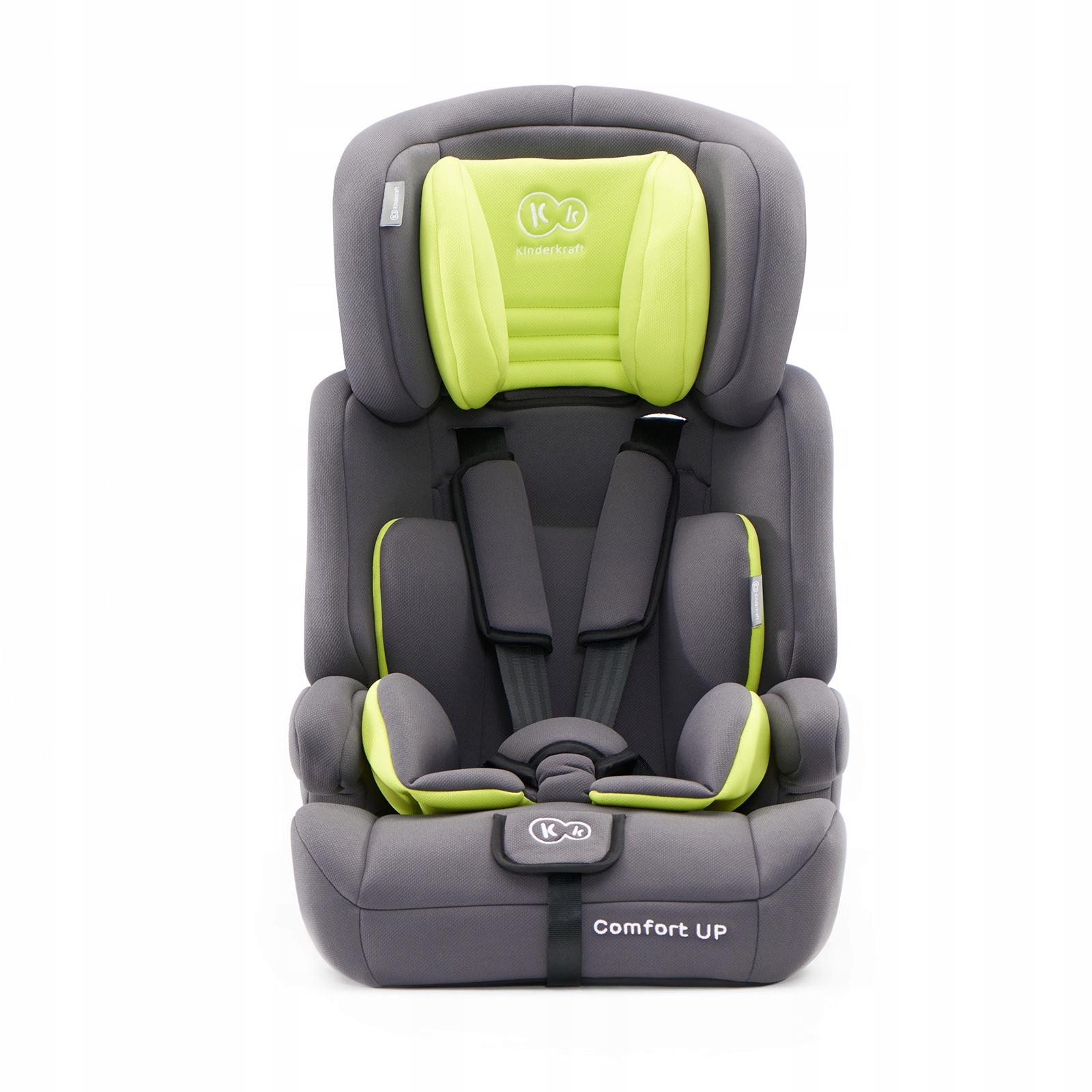 Fotelik samochodowy 9-36 kg Kinderkraft COMFORT UP Producent Kinderkraft